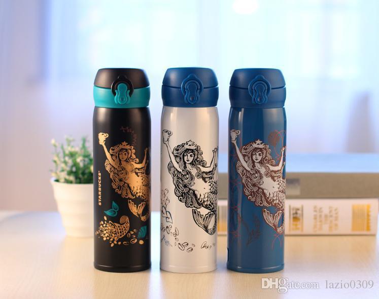 Starbucks Korea Mermaid Princess Insulated Cup 420ML White ...