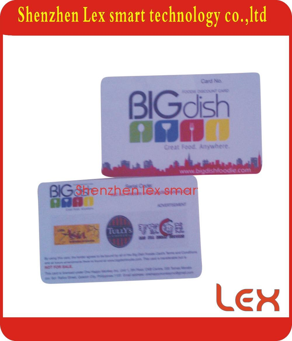 Plastic Loyalty Cards For Small Business Images - Free Business Cards
