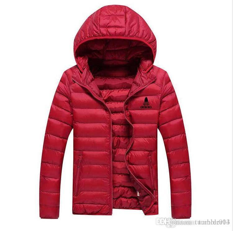AD Brand Men 's Coat Winter Down Jacket Best Quality Adults ...