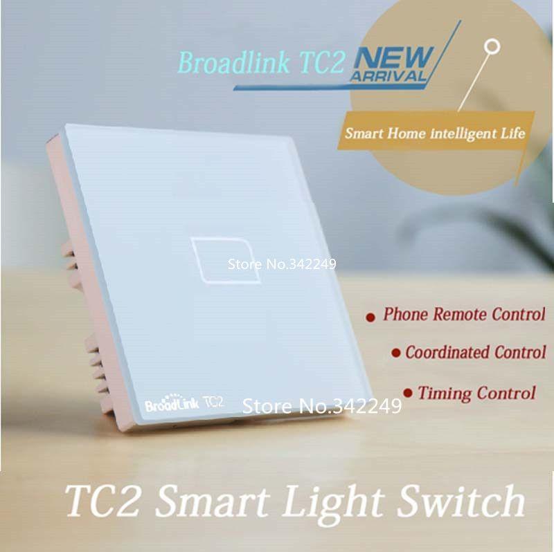 wholesale broadlink tc2 uk standard 1 gang smart home. Black Bedroom Furniture Sets. Home Design Ideas