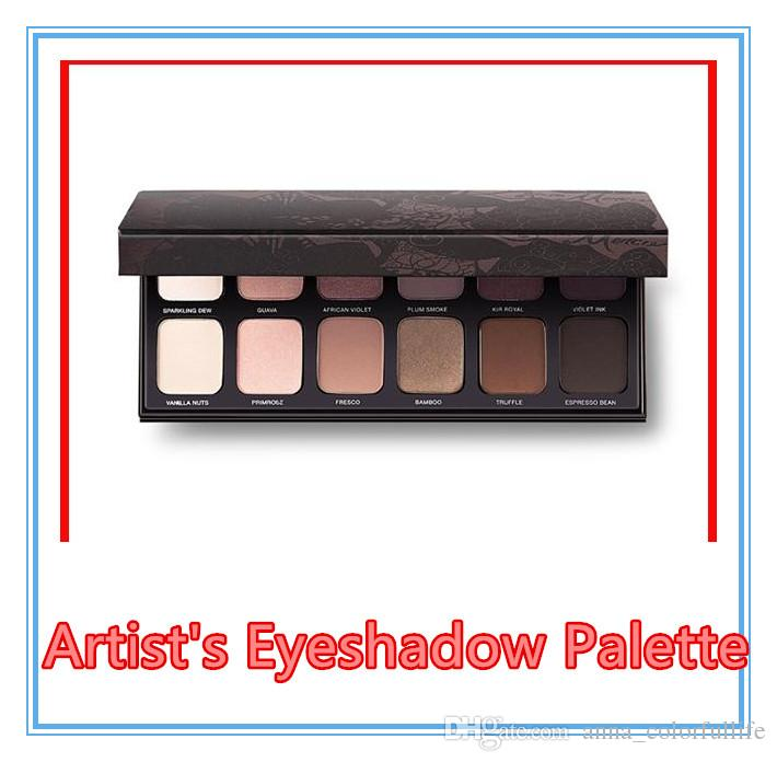 Laura Mercier Eye Art Artist's Palette Édition Limitée 12 Shades Easy to Wear Br