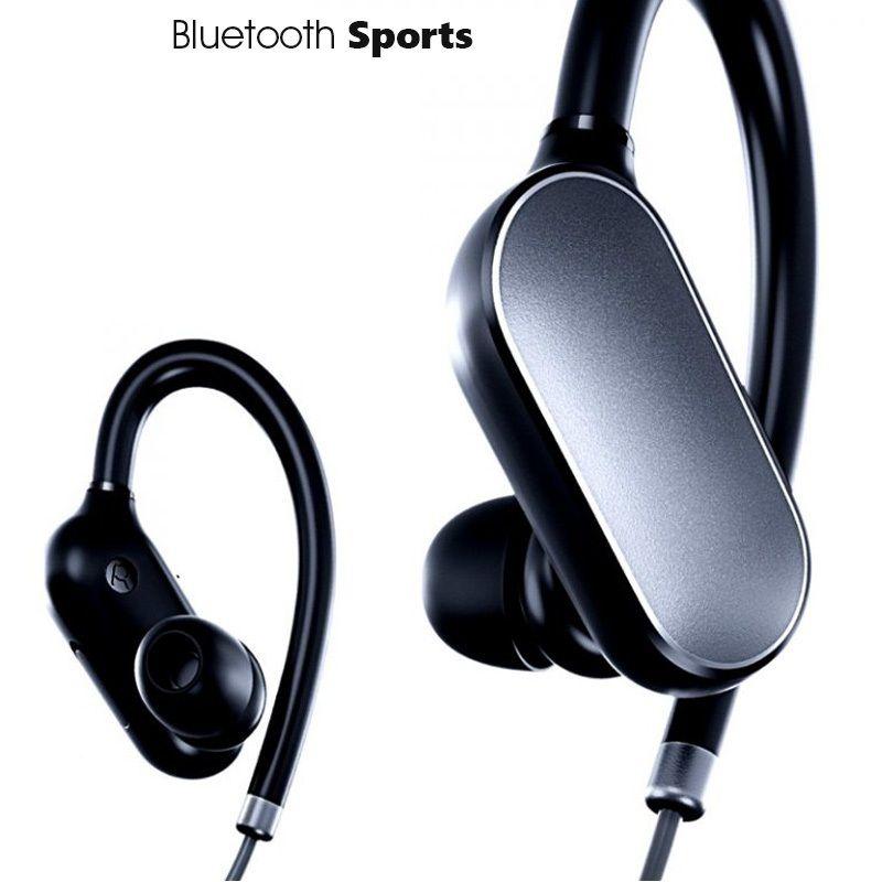 Xiaomi Mi Sports Earbud IPX4 Waterproof Sweatproof Bluetooth Headphones Music Sport Wireless 4.1 Microphone