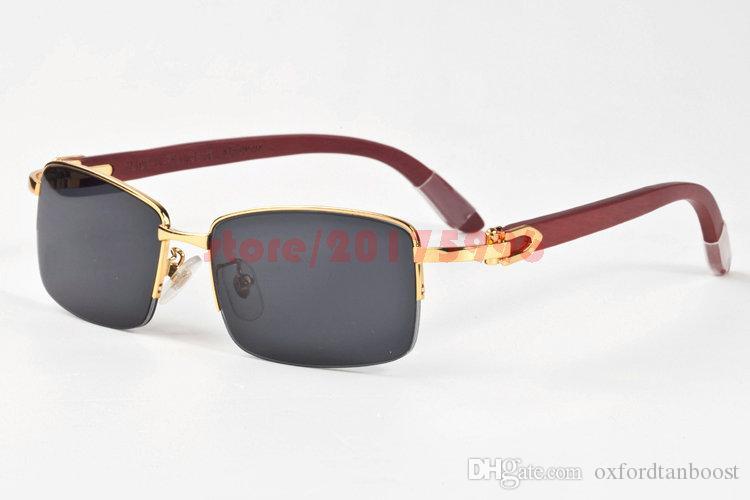 designer sunglasses mens  Wooden Sunglasses For Mens Brand Designer Sunglasses 2017 Fashion ...