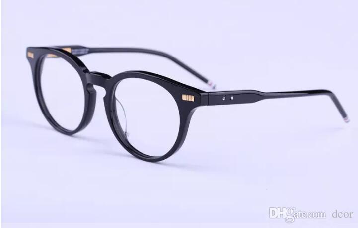 Optical Glasses Nyc : 2017 2017 Eyeglasses Frames Tb404c New York Brand Tb Retro ...