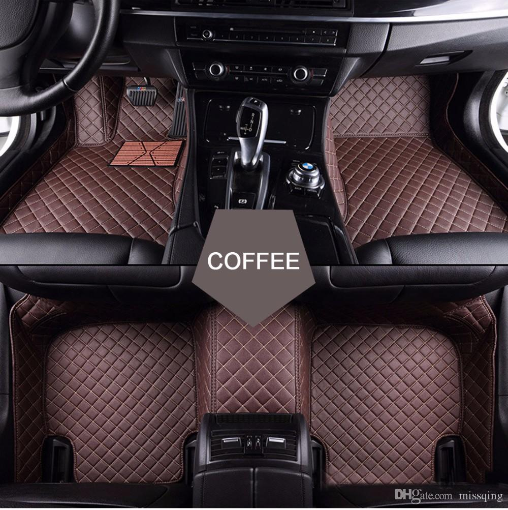 Rubber car floor mats uk - Custom Fit Car Floor Mats For Subaru Forester Legacy Outback Tribeca Xv 3d Car Styling Heavy Duty All Weather Carpet Floor Liner