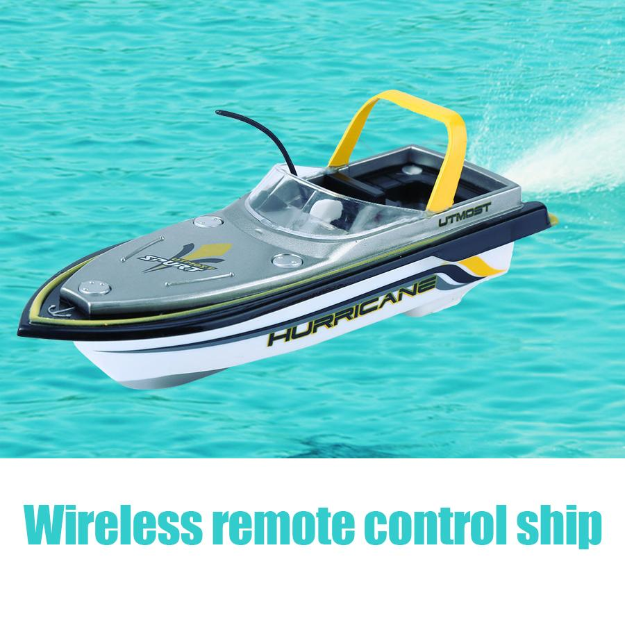 Wholesale electric rc bait fishing boat controll remote for Rc fishing boat for sale