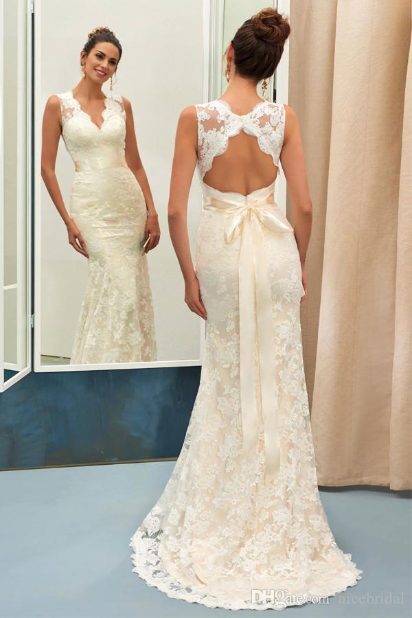 Summer Wedding Dresses 2018