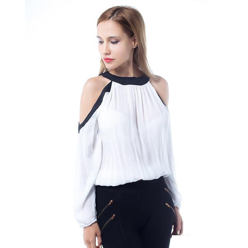 Plus Size Off Shoulder Blouse Summer Tops New 2017 Fashion Design ...