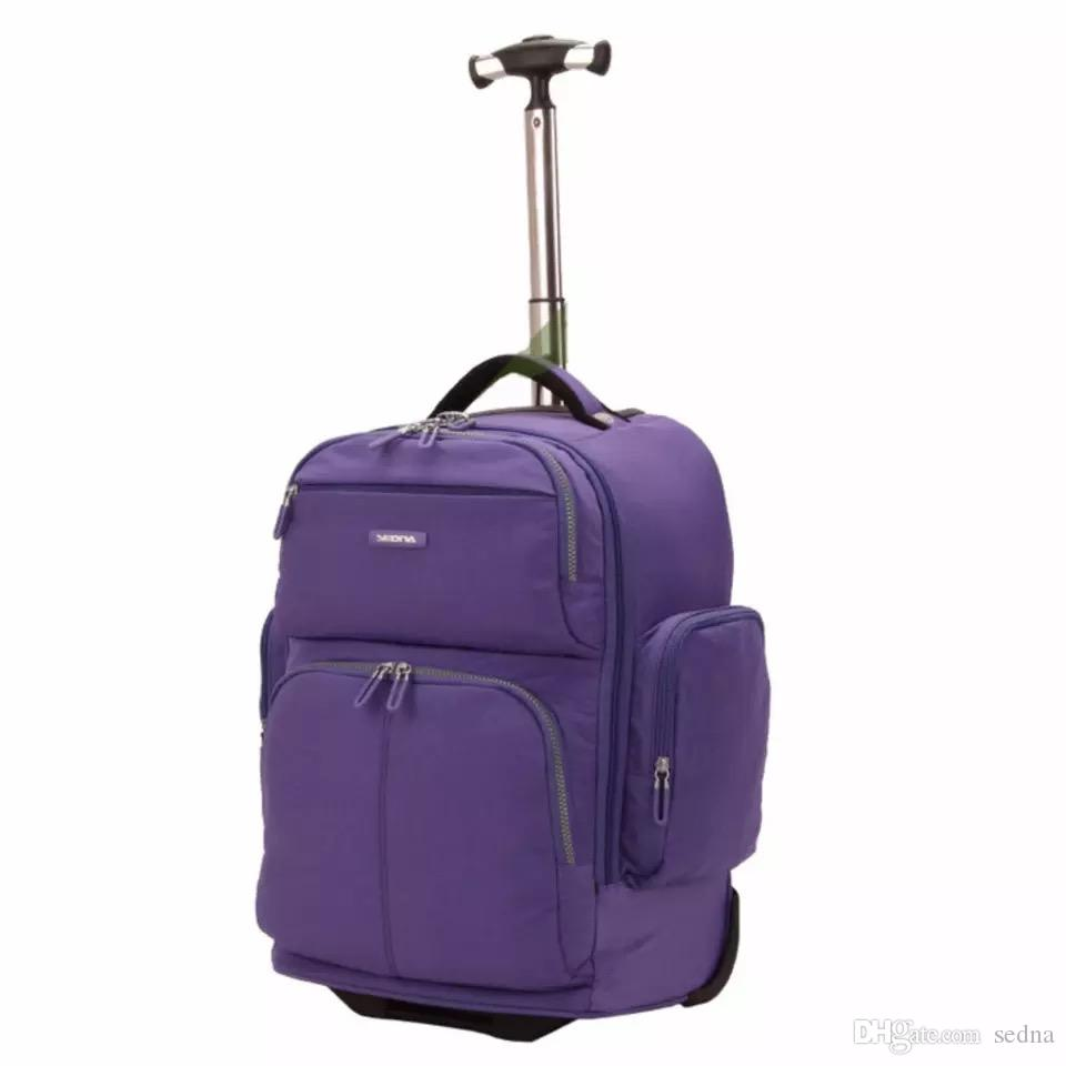 Newstyle High Grade 19inch Carry Ons Travel Suitcase Trolley ...