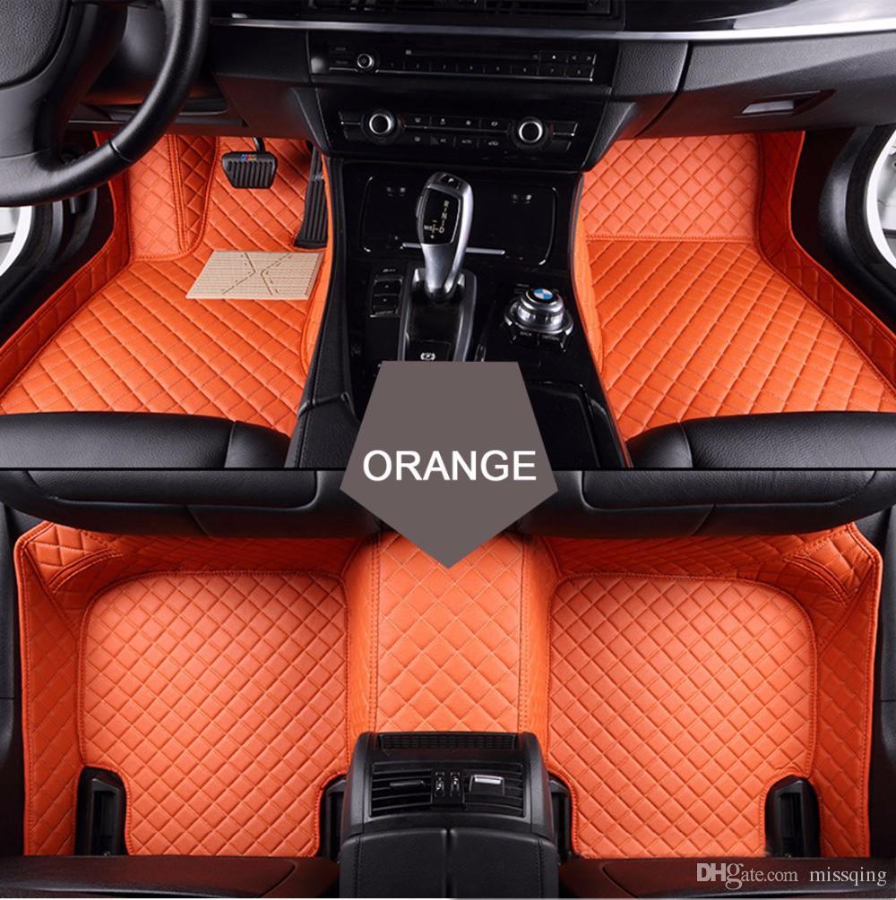 Rubber car floor mats uk - Custom Fit Car Floor Mats For Chevrolet Cruze Malibu Sonic Trax Sail Captiva Epica 3d Car Styling Carpet Floor Liner