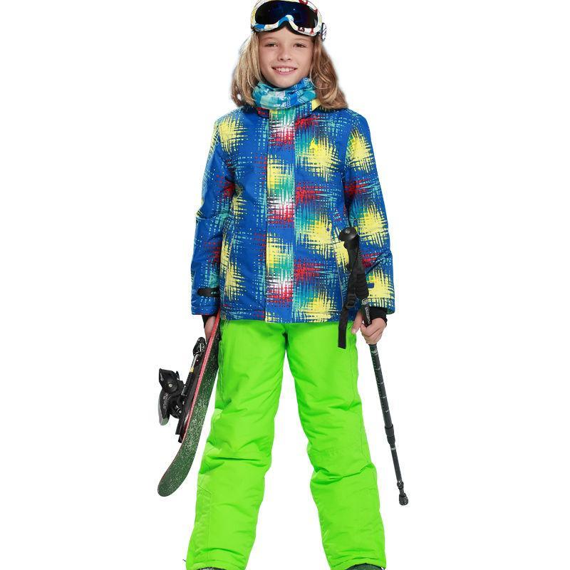 2017 Wholesale Phibee Boys Ski Suit Kids Ski Jacket And ...