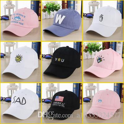 Plus de Stylis Snapbacks baseBall Chapeaux Fashion Street Headwear taille ajusta