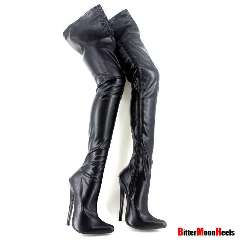 high heel boot fetish № 49488