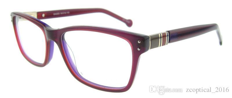 Eyeglass Frame Picker : 2016 New Fashion Style Quality Men Women Square Eye ...