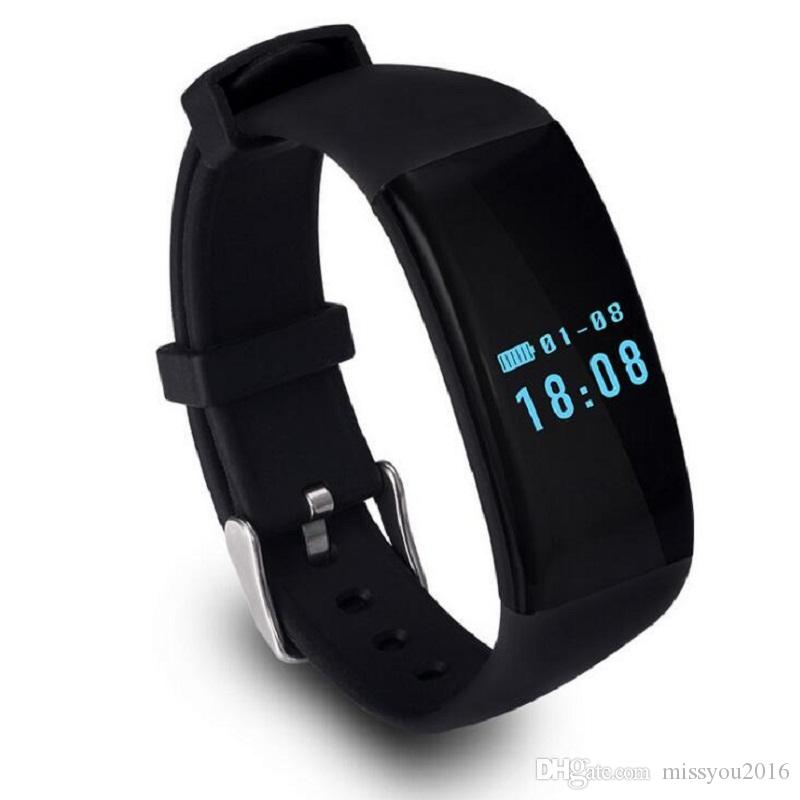 Wholesale New Smart Wristband D21 Smart Bracelet Heart ...