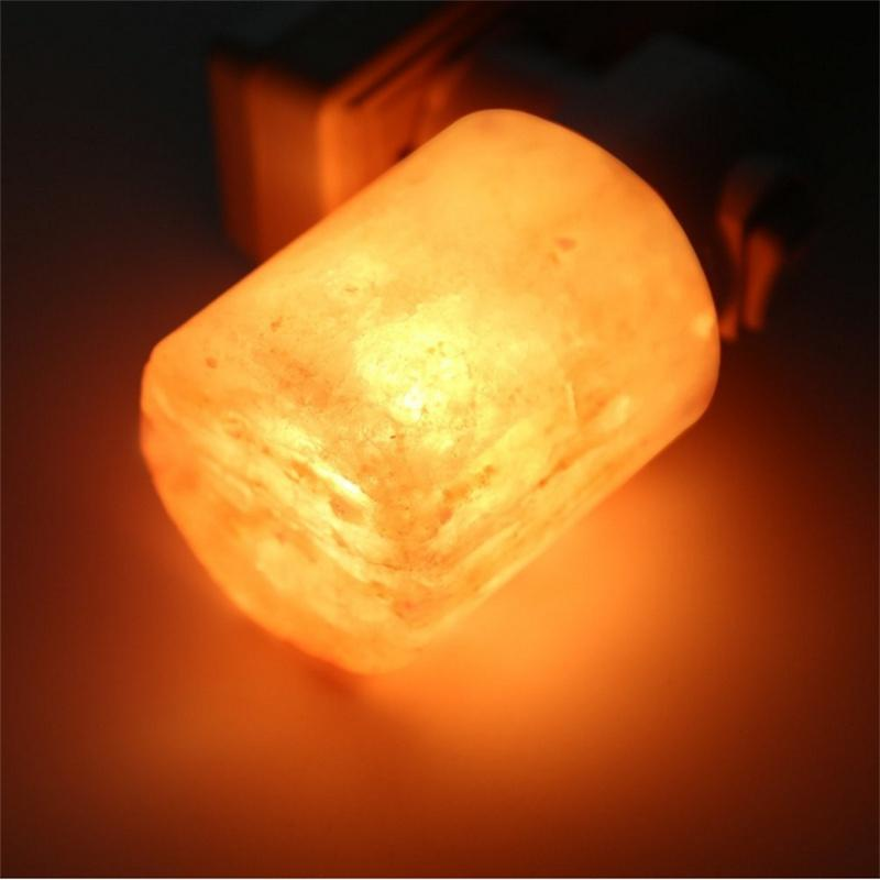 Himalayan Salt Lamp For Sleep : 2017 Mini Hand Carved Natural Crystal Himalayan Salt Lamp Night Light 360 Degrees Unique Make ...