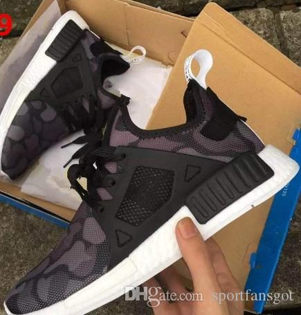 Adidas NMD XR1 Primeknit (Ice Purple)