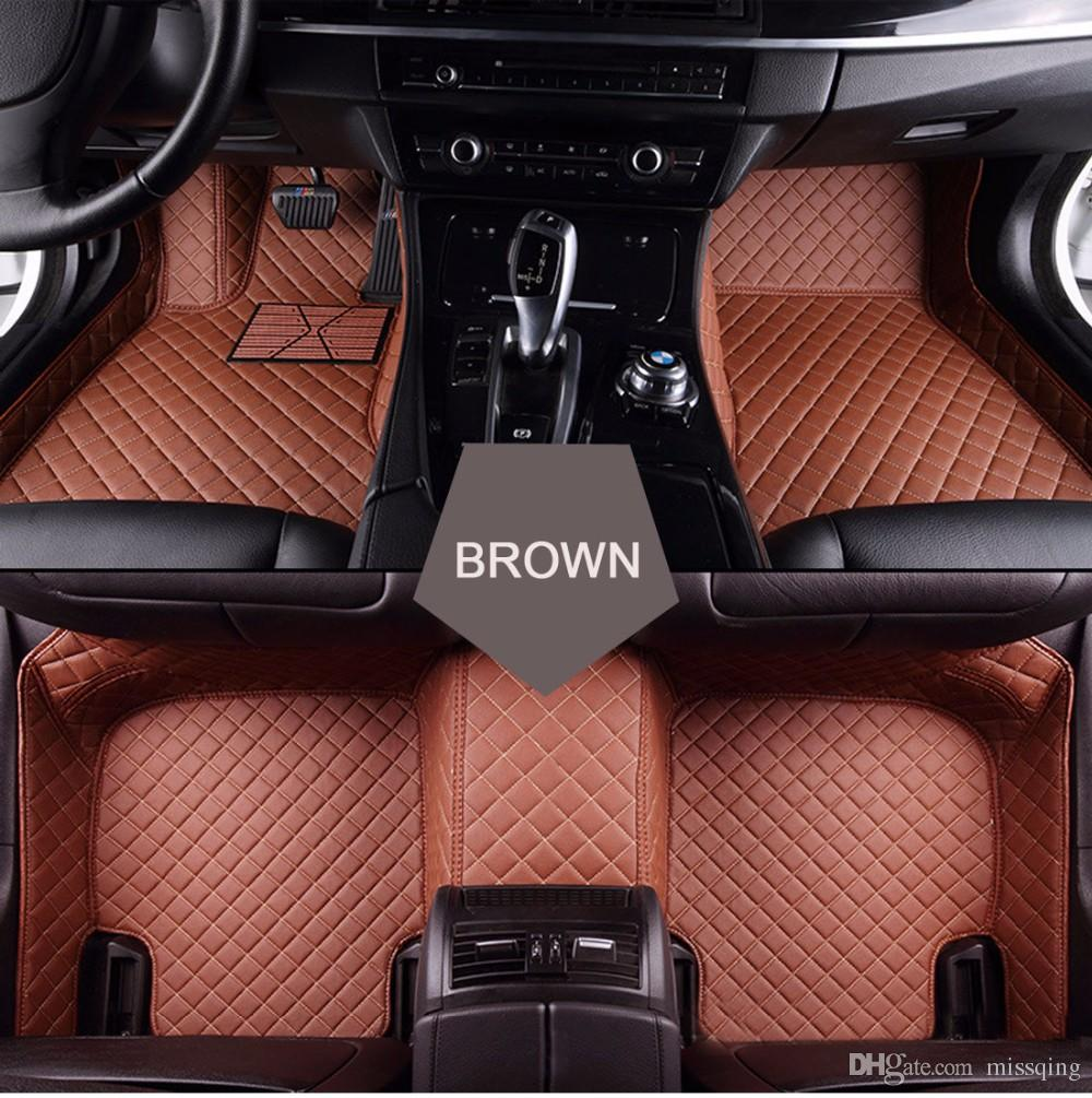 Floor mats uk voucher code - Custom Fit Car Floor Mats For Ford Edge Escape Kuga Explorer Fiesta Focus Fusion Mondeo Ecosport 3d Car Styling Liner Ford Floor Mats For Sale
