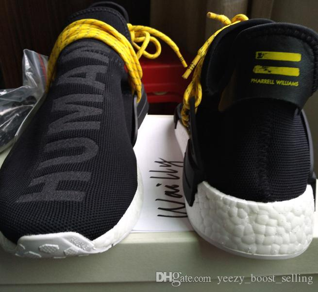 Wailly PW NMD Human Race Pharrell Williams Chaussures Sneakers Discount à vendre