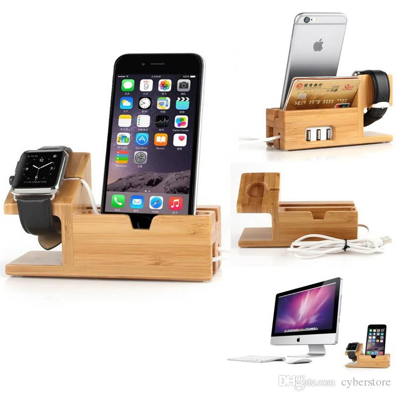 Best Charging Station For Iphone And Apple Watch