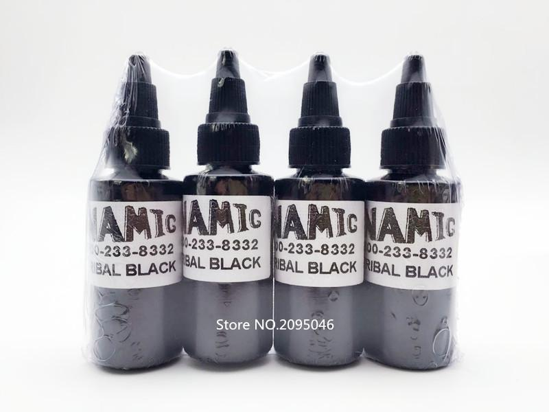 Wholesale 2 bottles dynamic tattoo ink 30ml 1oz 30g for Dynamic black tattoo ink review