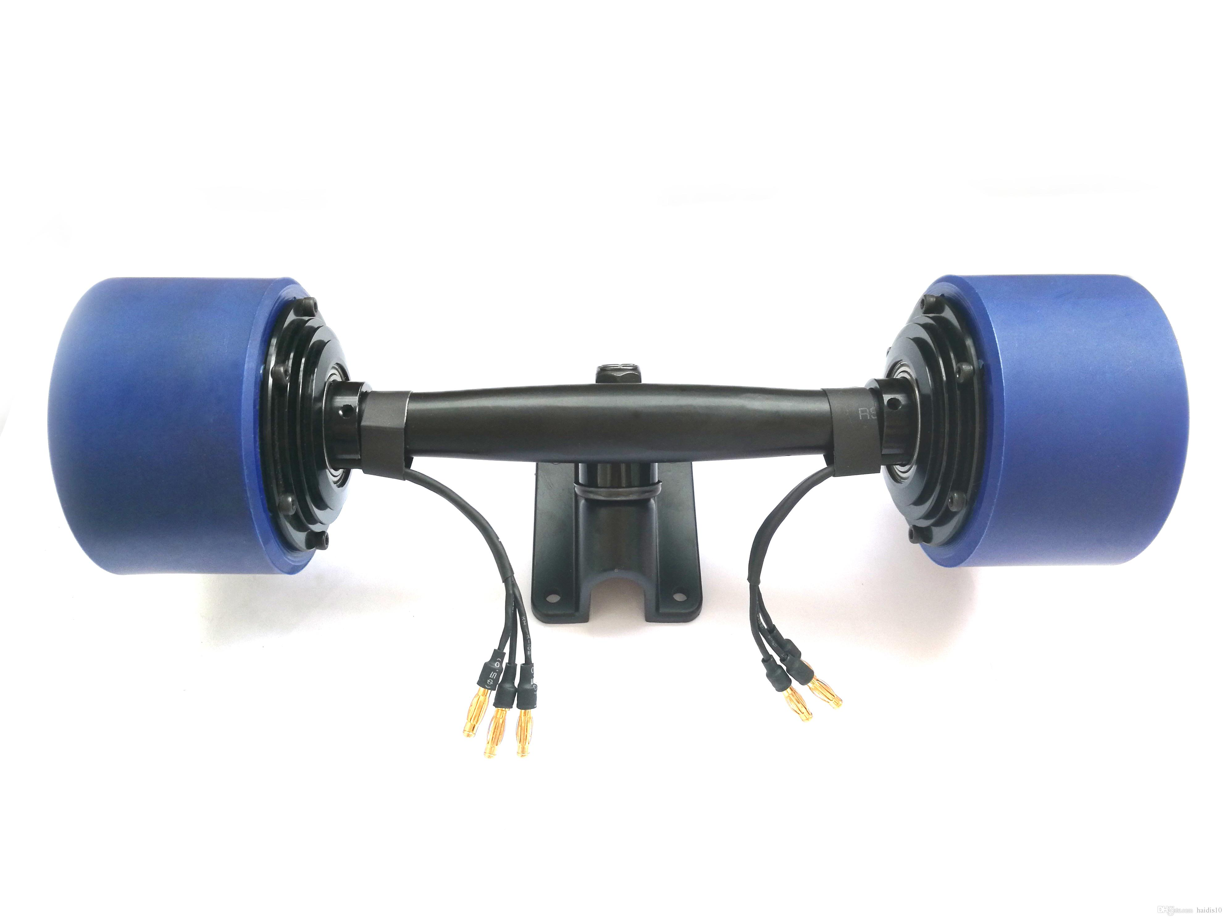 2018 Dual Hub Motor Kit For Electric Skateboard Longboard