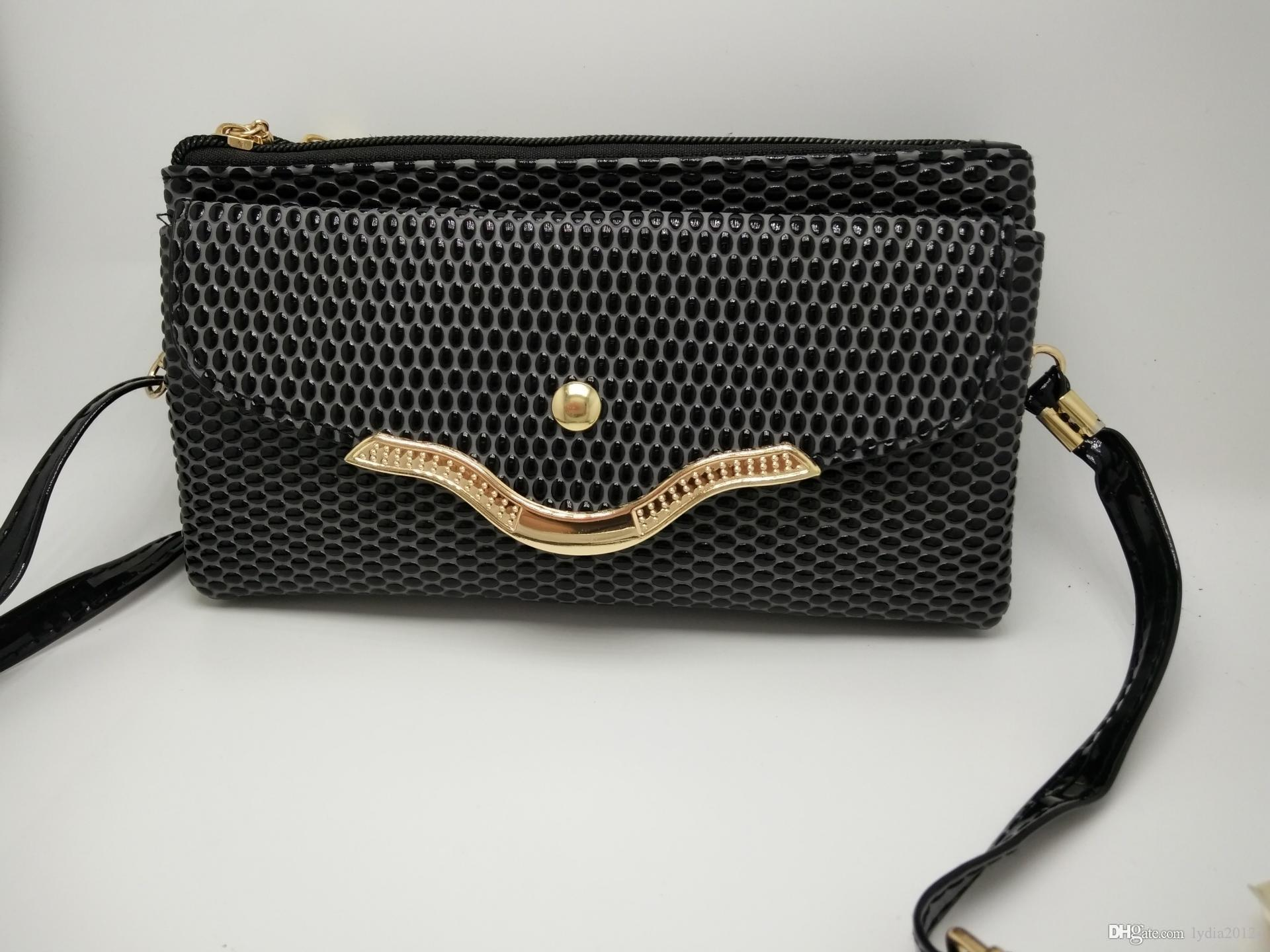 2017 Women Bags New Style High Quality Best Selling Large Capacity  Alligator Double Used Multifunctonal Cross