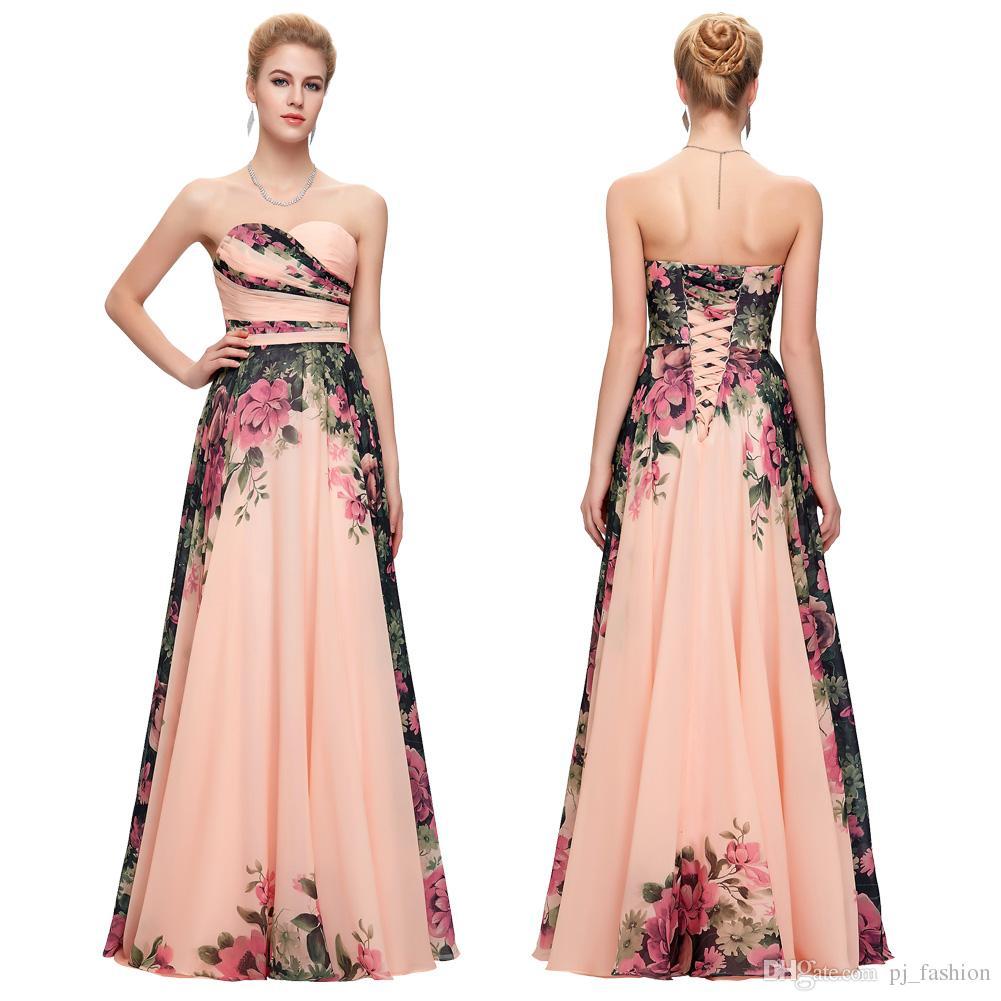 Grace Karin Charming Strapless Backless Prom Dresses Elegant ...