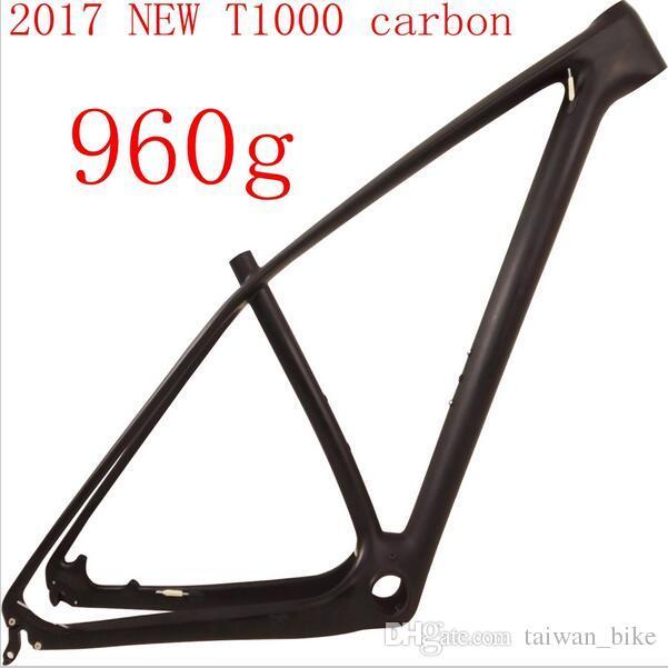 2017 New T1000 Ud Carbon Bike Mtb Frame 29er 27 5er
