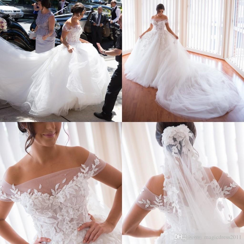 Discount 2017 royal gorgeous a line steven khalil wedding for Steven khalil wedding dresses cost