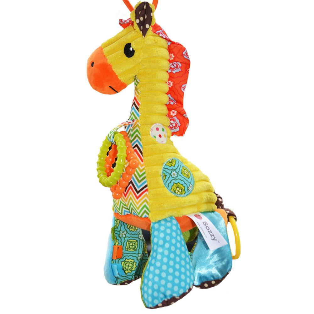 Wholesale Baby Toys : Wholesale musical soft baby toys giraffe cartoon
