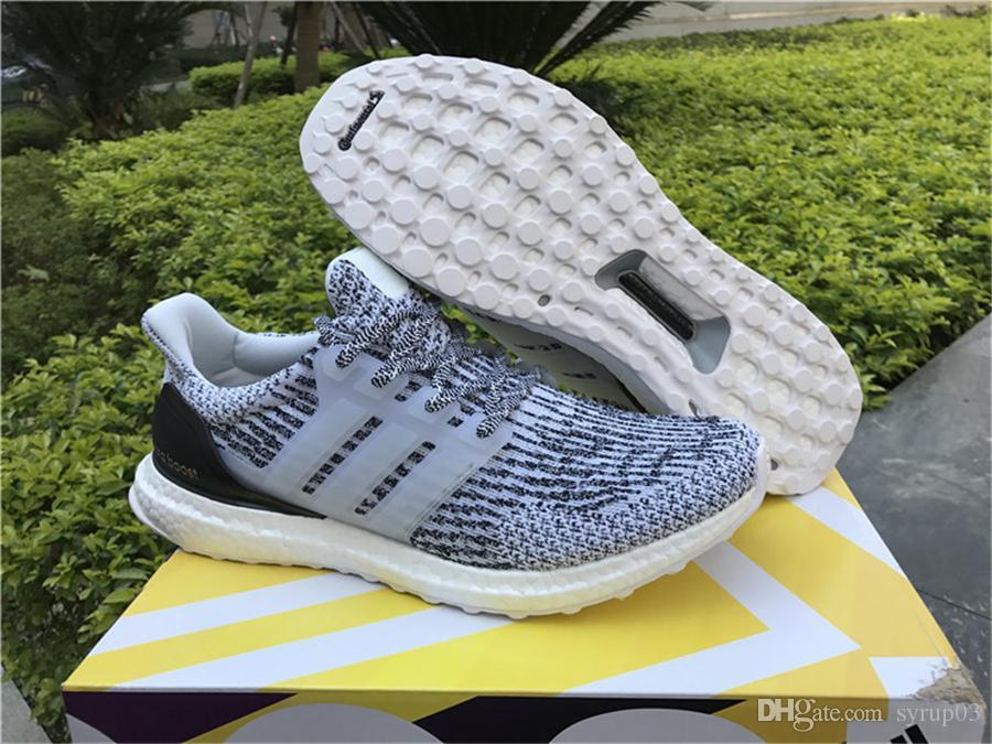 Adidas UltraBOOST 3.0 'Triple White' BA 8841