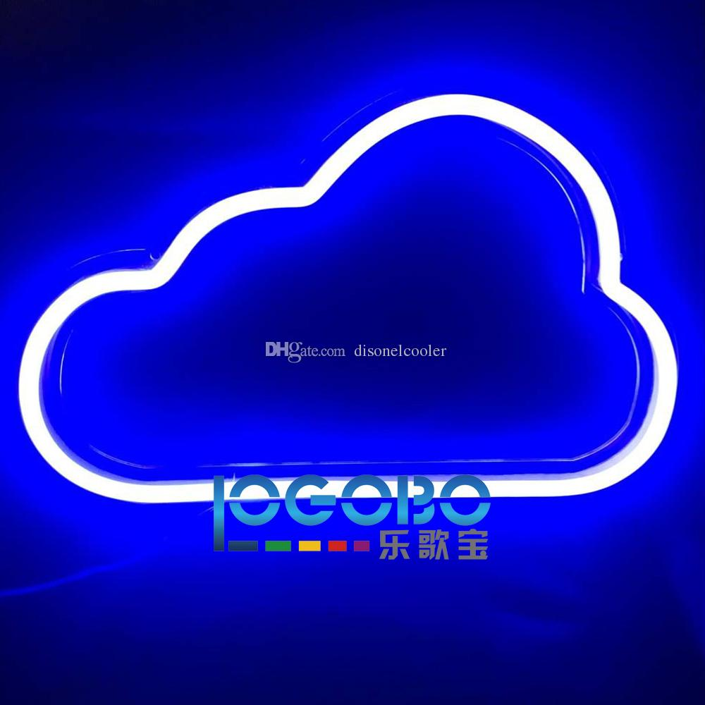 2017 large cheap 18x11inch led custom couleur neon lamp