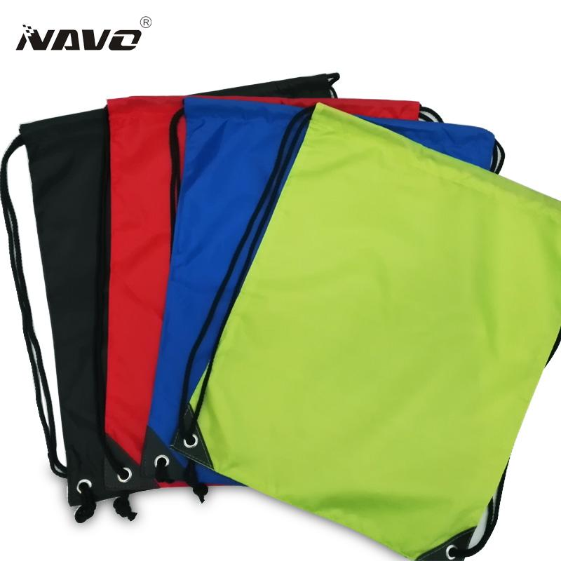 Wholesale Navo Women Men Drawstring Bags 37x46cm Cinch Sack ...