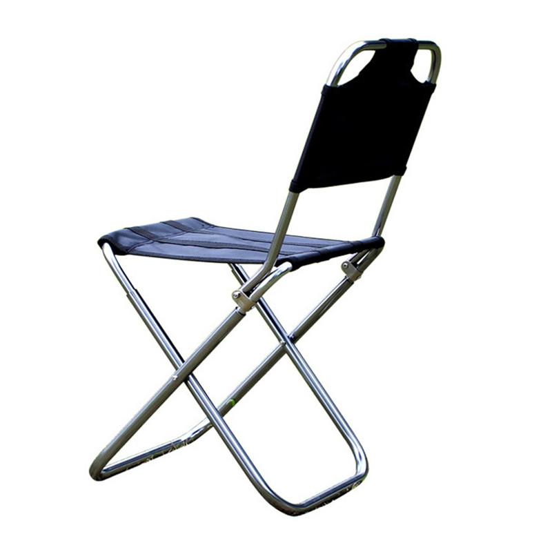 Wholesale Beach Chairs Portable Folding Camping Stool Chair Max Load Bearing