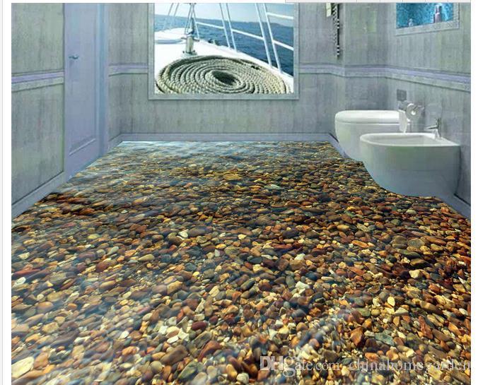 High Quality Costom Modern Pebble Floor Tile Decorative