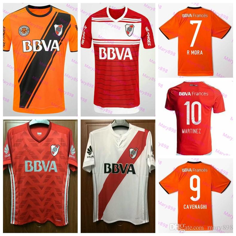 2017 Top qualité thaïlandaise 17 18 RIVER PLATE 8 SANCHEZ Maillots de football j