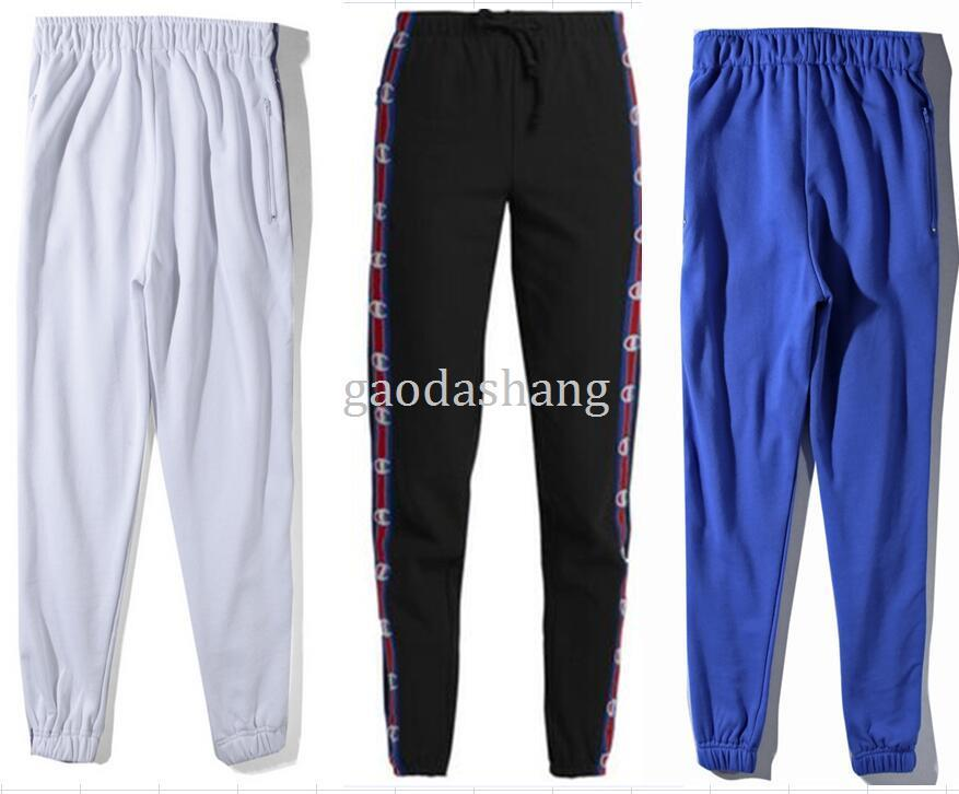 New vetements sweatpants hommes femmes Mode pantalons pantalons occasionnels kan