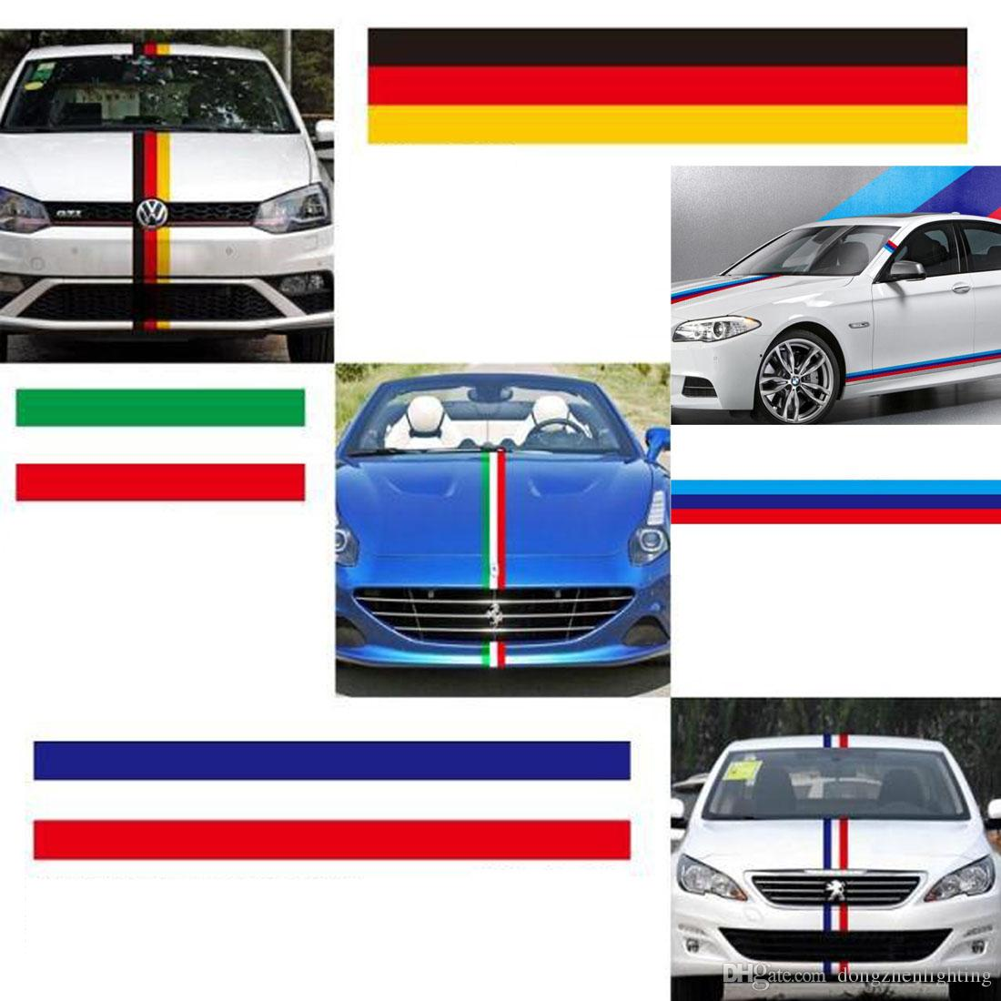 Car Flag Sticker Cover For Bmw E46 E52 E53 E60 E90 X1 X3