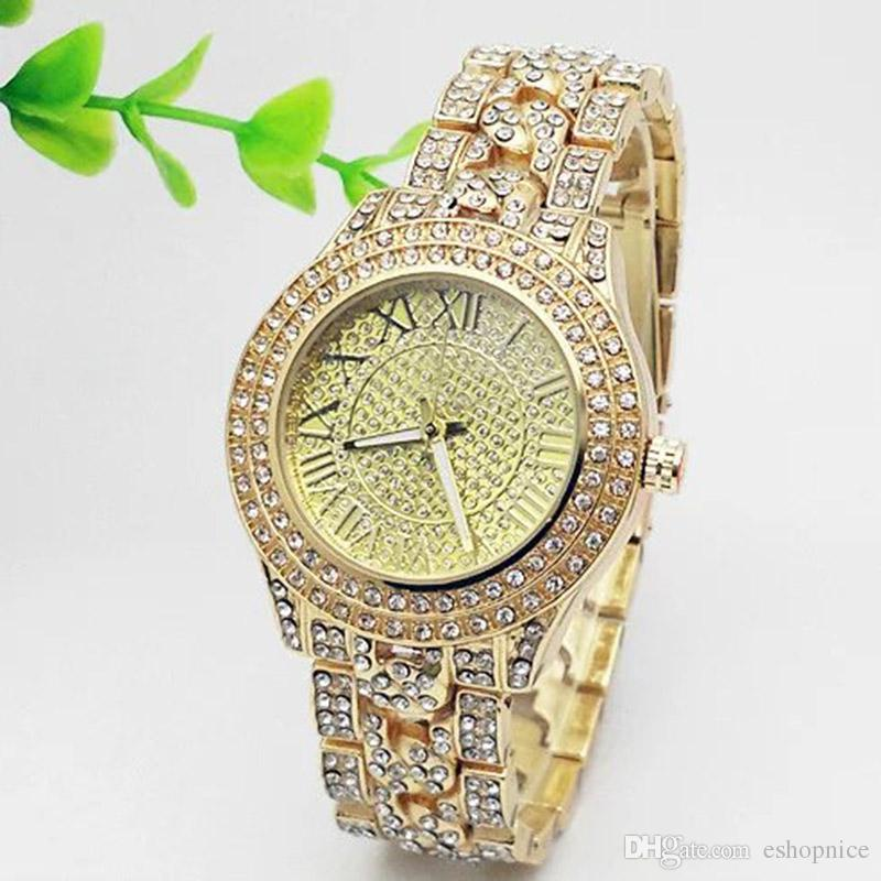 2017 New Lady Dress Luxury Watches Women Watch Famous Brand ...
