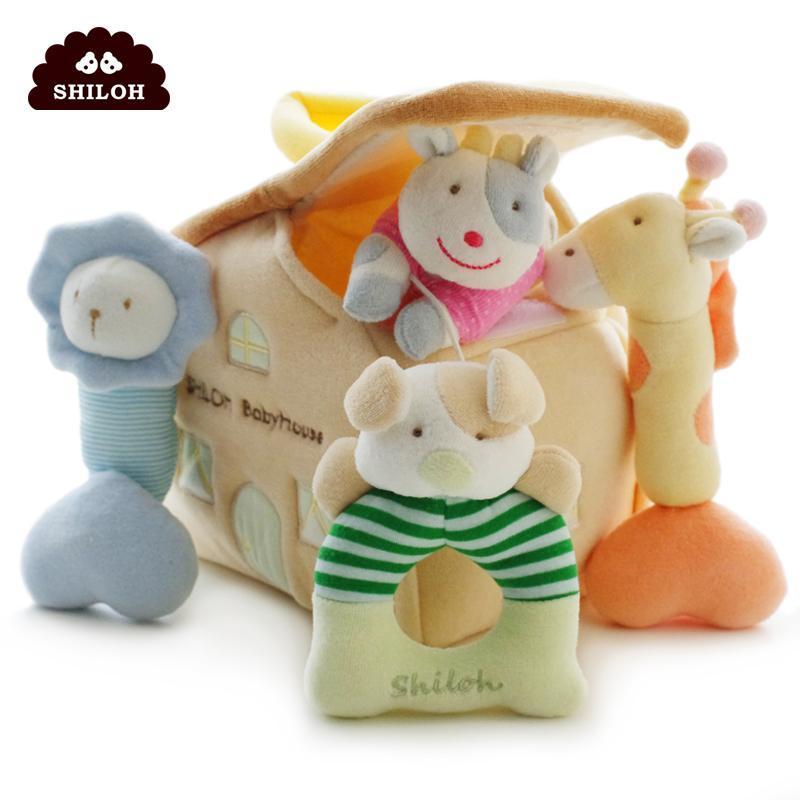 Wholesale Baby Toys : Wholesale shiloh soft plush stuffed toy infants baby