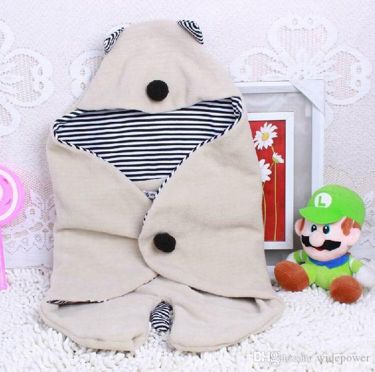 New Baby Swaddle Blanket Wrap Sleeping Bag Swaddling Blankets Toddler Sack Items WD064