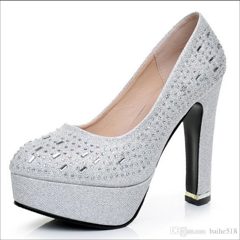 Discount Women Marriage Dress Shoes - 2017 Women Marriage Dress ...