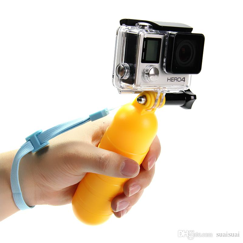 Sport Camera Accessories Water Floating Hand Grip Handle ...