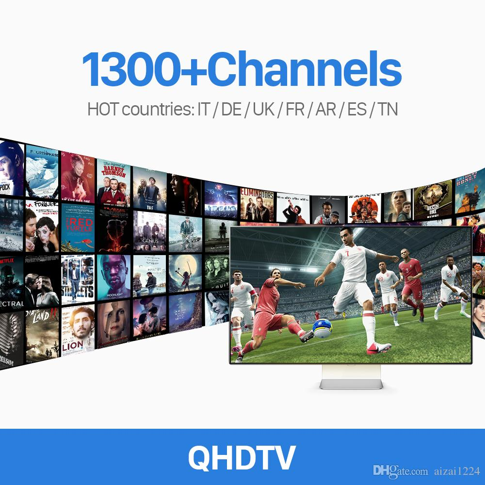1300+ Europe Arabic Iptv Channels Sky IT TR UK DE IPTV Compte Apk Support Androi