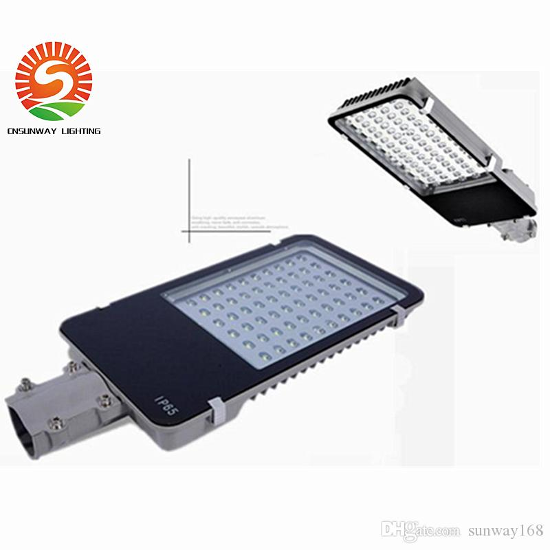 Super Bright Led Flood Lights 12W 24W 30W 40W 50W 60W 80W Led Street Light AC 85