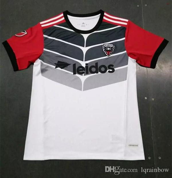 2017 18 Washington DC United 2017 Soccer Jerseys, D. C. United Jersey Football S
