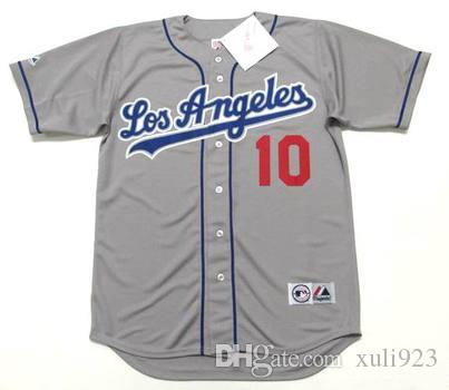 Hommes Los Angeles Dodgers GARY SHEFFIELD SHAWN VERT PAUL LODUCA ROBIN VENTURA R