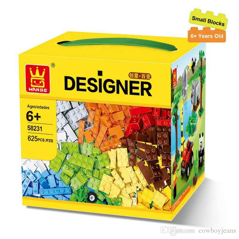 Classic Educational Toys : Wange classic diy creative building
