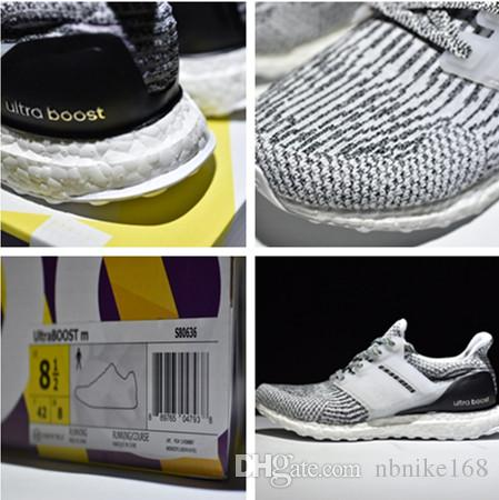 Adidas Ultra Boost 3.0 Multi Color UltraBOOST LTD Rainbow CG3004
